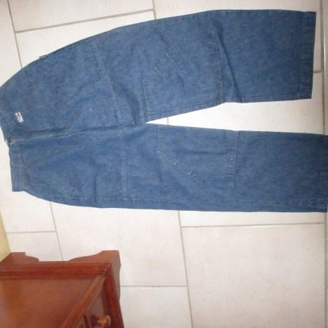 Pantalon JACADI Bleu, bleu marine, bleu turquoise