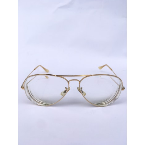 Eyeglass Frames RAY-BAN Golden, bronze, copper