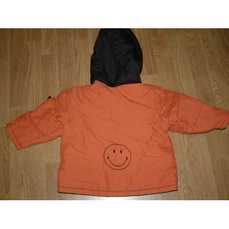 Zipped Jacket CLAYEUX Orange