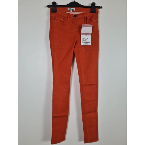 Jeans slim WHO'S WHO Orange