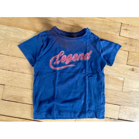 Top, T-shirt BOUT'CHOU Blue, navy, turquoise