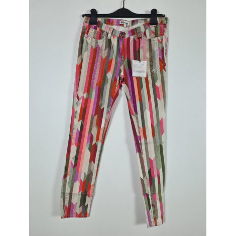 Jeans slim WHO'S WHO Multicouleur