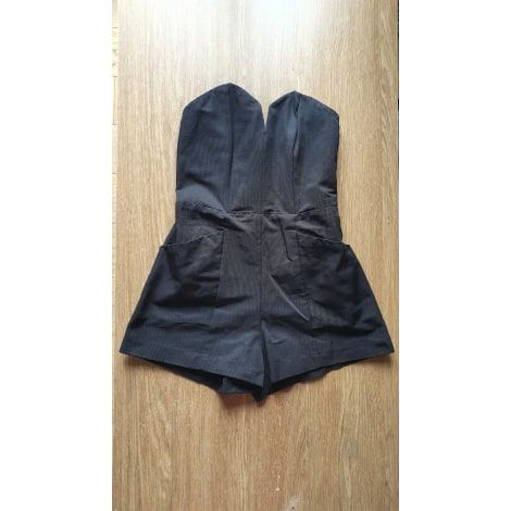 Combishort H&M Noir