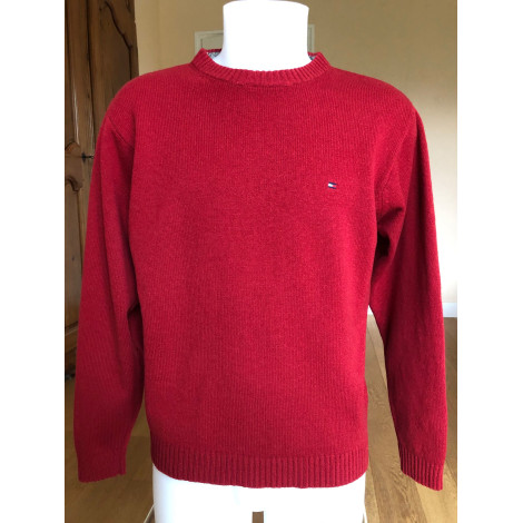 Pull TOMMY HILFIGER Rouge