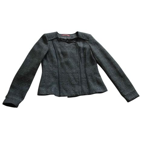 Blazer, veste tailleur COMPTOIR DES COTONNIERS Noir