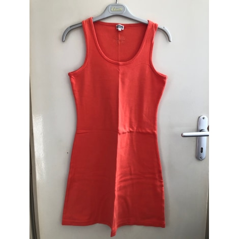 Robe courte ETAM Orange