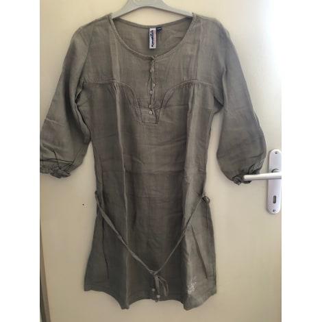 Robe tunique KANABEACH Vert