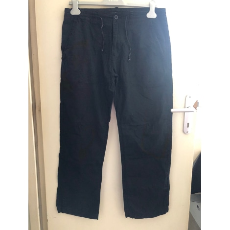 Pantalon droit TEX Noir