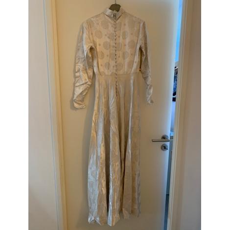 Robe de mariée VINTAGE Blanc, blanc cassé, écru