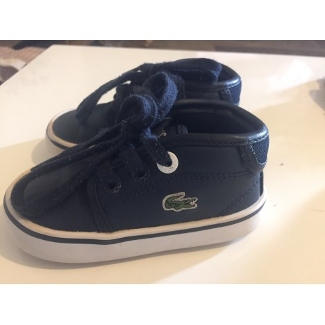 Sneakers LACOSTE Blue, navy, turquoise