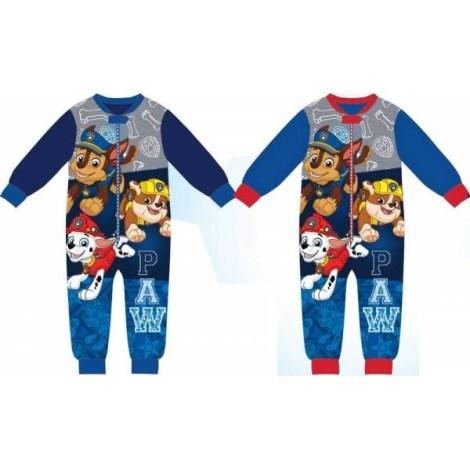 Pyjama PAT PATROUILLE Bleu, bleu marine, bleu turquoise