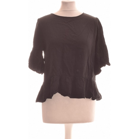 Top, tee-shirt ABERCROMBIE & FITCH Noir