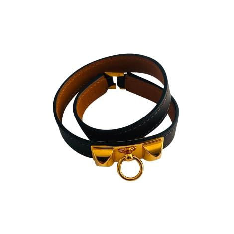 Bracelet HERMÈS Rivale Marron