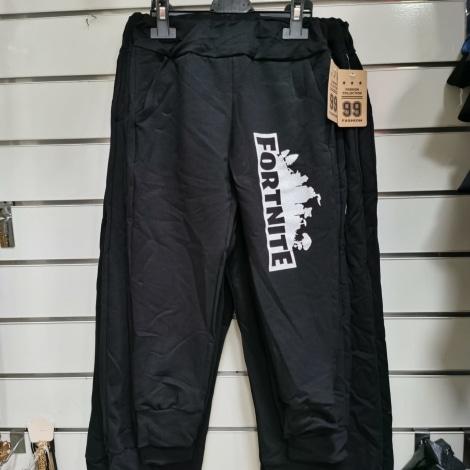 Pantalon de survêtement FORTNITE Noir
