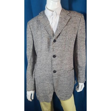 Suit Jacket VERSACE Gray, charcoal