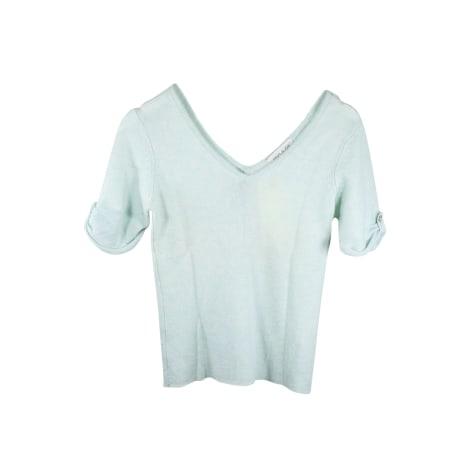 Top, tee-shirt PAUL & JOE Bleu, bleu marine, bleu turquoise