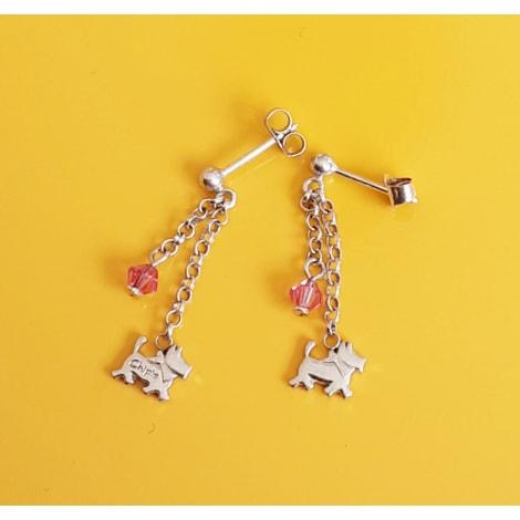 Earrings CHIPIE Silver