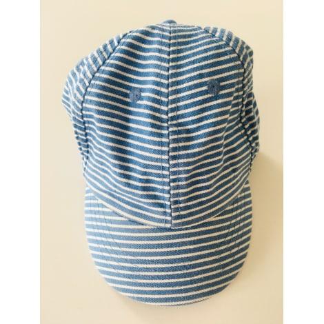 Casquette BOUT'CHOU Bleu, bleu marine, bleu turquoise
