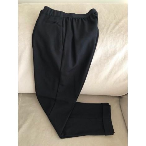 Pantalon droit SINÉQUANONE Noir