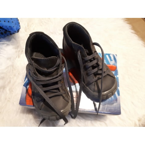 Ankle Boots GBB Gray, charcoal