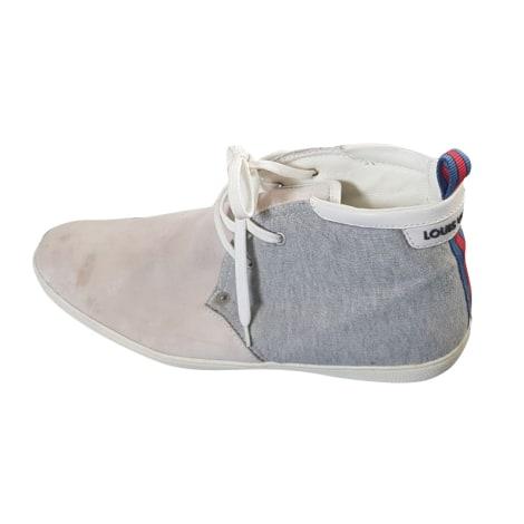 Scarpe da tennis LOUIS VUITTON Bianco, bianco sporco, ecru