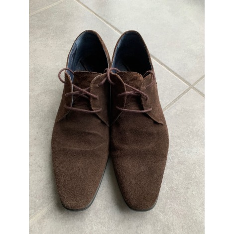 Chaussures à lacets ANDRÉ Marron