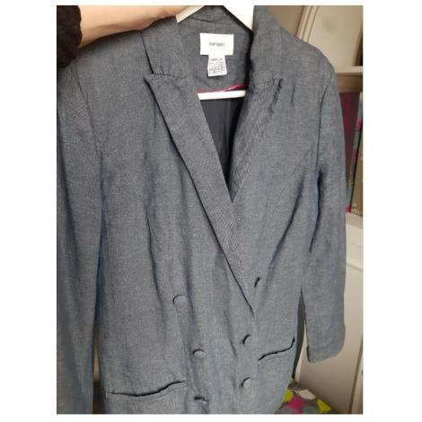 Blazer, veste tailleur LA REDOUTE Bleu, bleu marine, bleu turquoise