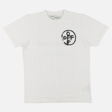 Tee-shirt OFF WHITE Blanc, blanc cassé, écru