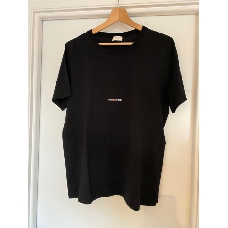 Tee-shirt SAINT LAURENT Noir