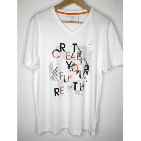 T-shirt JULES White, off-white, ecru