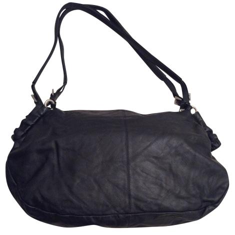 Leather Oversize Bag ZADIG & VOLTAIRE Black