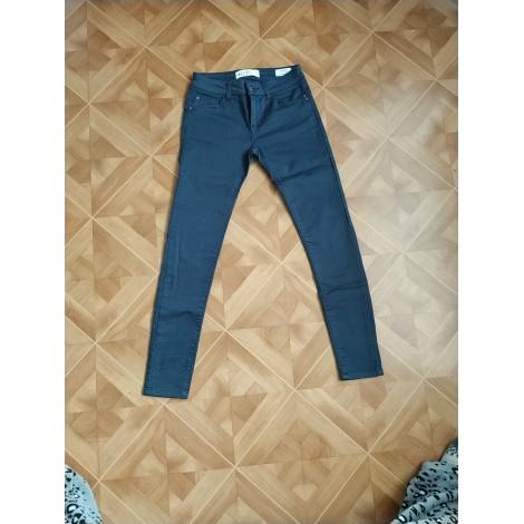 Jeans slim BONOBO Bleu, bleu marine, bleu turquoise