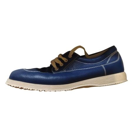 Chaussures à lacets  HOGAN Bleu, bleu marine, bleu turquoise