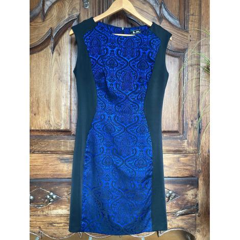 Robe courte SINÉQUANONE Bleu, bleu marine, bleu turquoise
