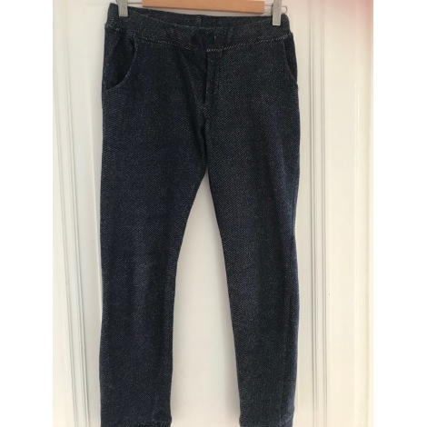 Pantalon de survêtement MONOPRIX Bleu, bleu marine, bleu turquoise