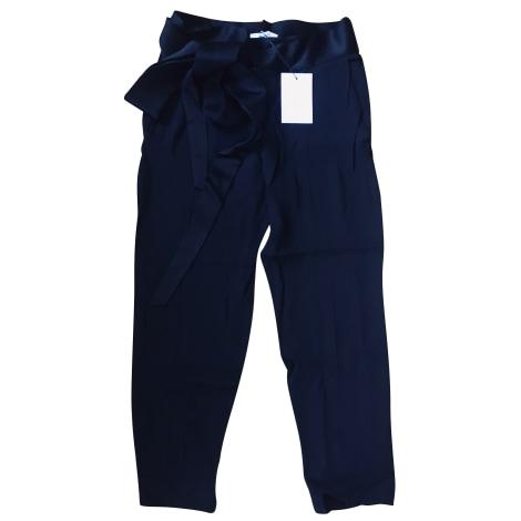 Pantalon droit IRO Noir