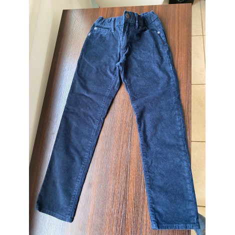 Jeans droit GAP Bleu, bleu marine, bleu turquoise