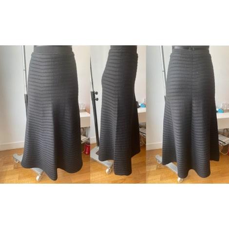 Jupe longue CREA CONCEPT Noir