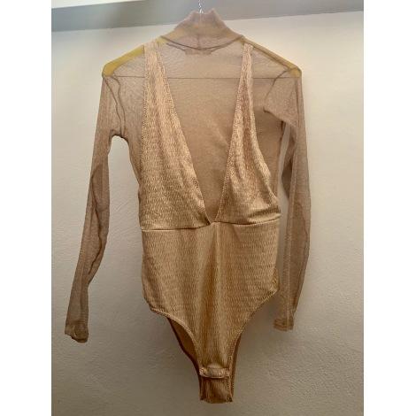Body WOMEN'SECRET Doré, bronze, cuivre