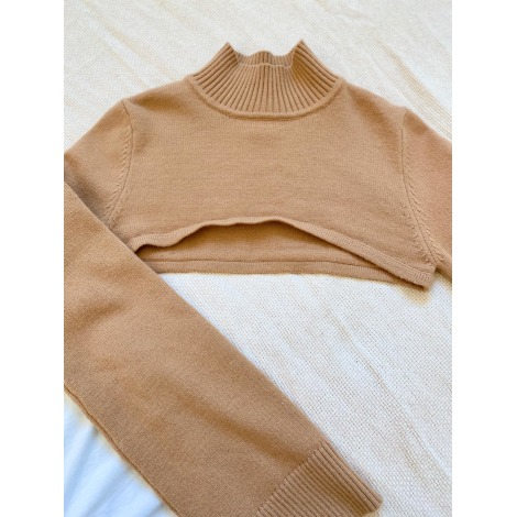 Pull HOURS Beige, camel