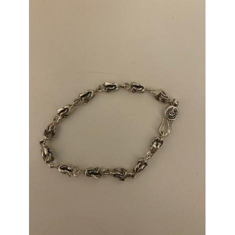 Bracelet CHROME HEARTS Argenté, acier