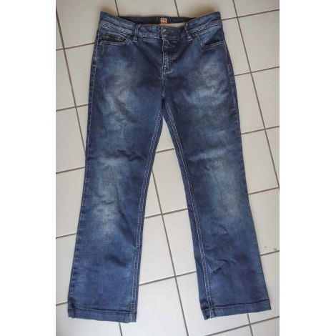 Jeans évasé, boot-cut HUGO BOSS Bleu, bleu marine, bleu turquoise