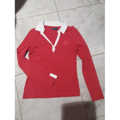 Top, tee-shirt BURTON Rouge, bordeaux