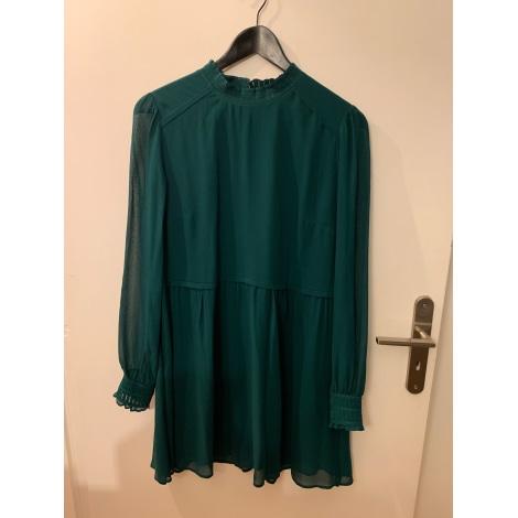 Robe mi-longue SÉZANE Vert