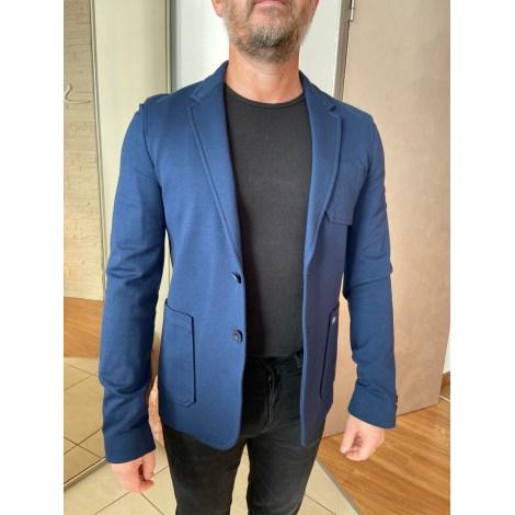 Veste CALVIN KLEIN Bleu, bleu marine, bleu turquoise