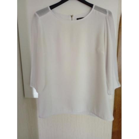 Top, tee-shirt R ESSENTIEL Blanc, blanc cassé, écru