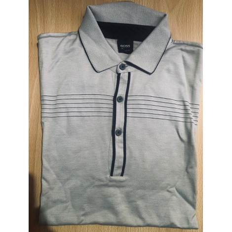 Polo HUGO BOSS Gris, anthracite