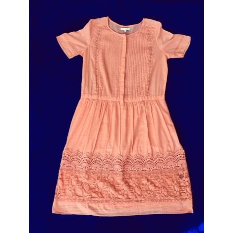 Robe courte BA&SH Orange