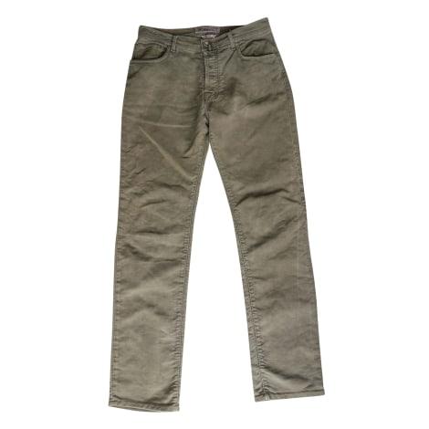 Jeans slim JACOB COHEN Kaki