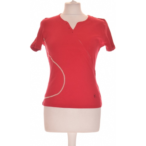 Top, tee-shirt ARMAND THIERY Rouge, bordeaux